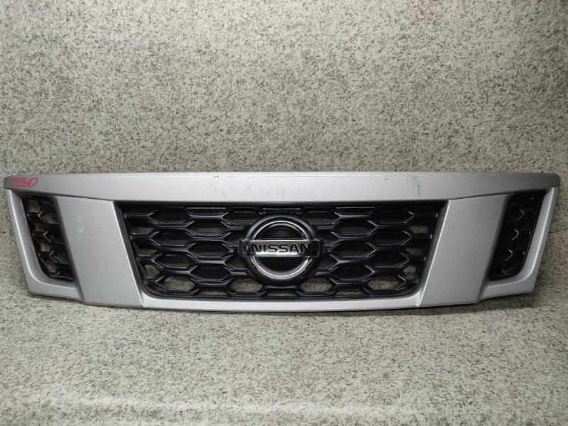 Решетка радиатора Nissan Nv350 Caravan E26 передняя #51455