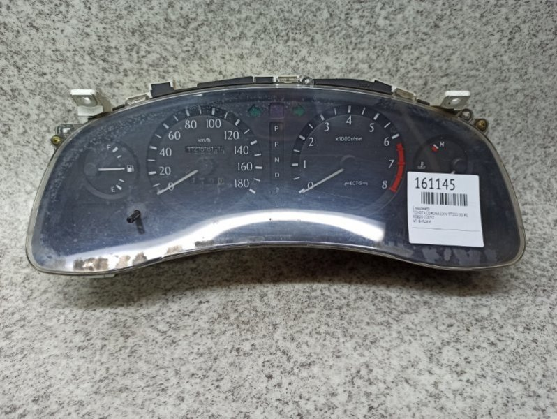 Спидометр Toyota Corona Exiv ST202 3S-FE