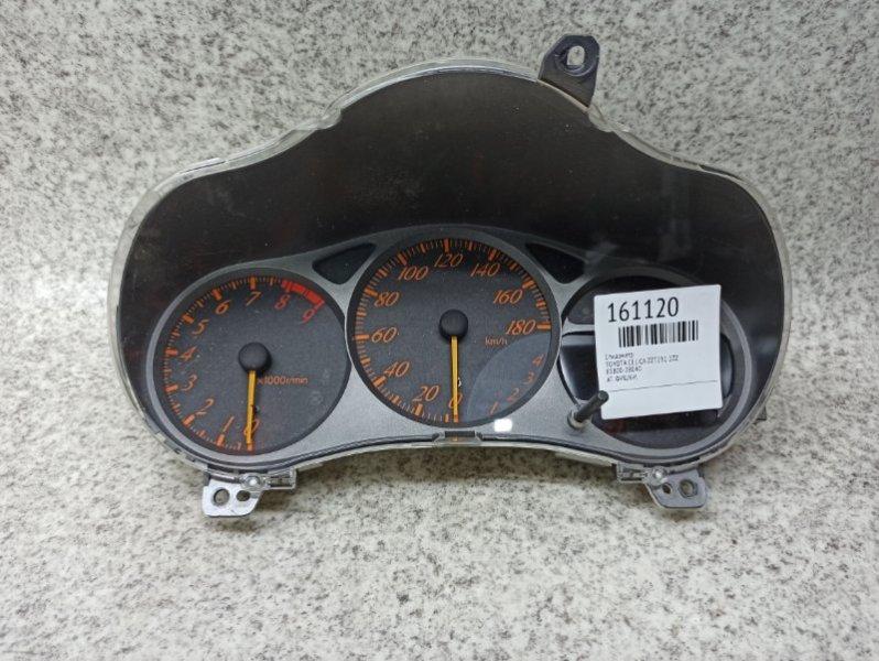 Спидометр Toyota Celica ZZT231 2ZZ-GE