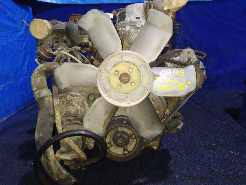 Двигатель Isuzu Elf NKR57 4BC2 1983