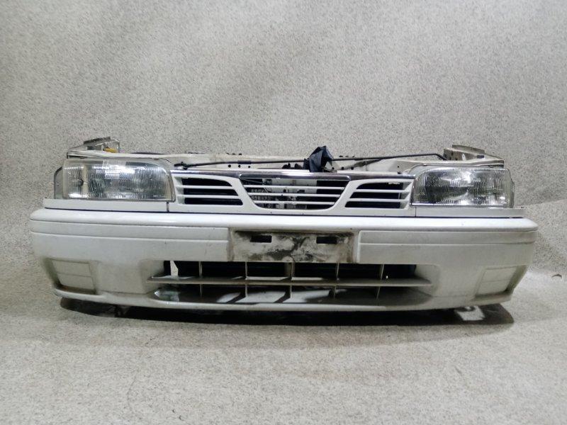 Nose cut Nissan Avenir W10 GA16DS 1996 передний