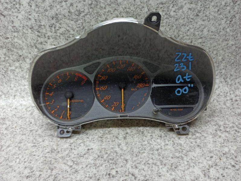 Спидометр Toyota Celica ZZT231 2ZZ-GE 2000