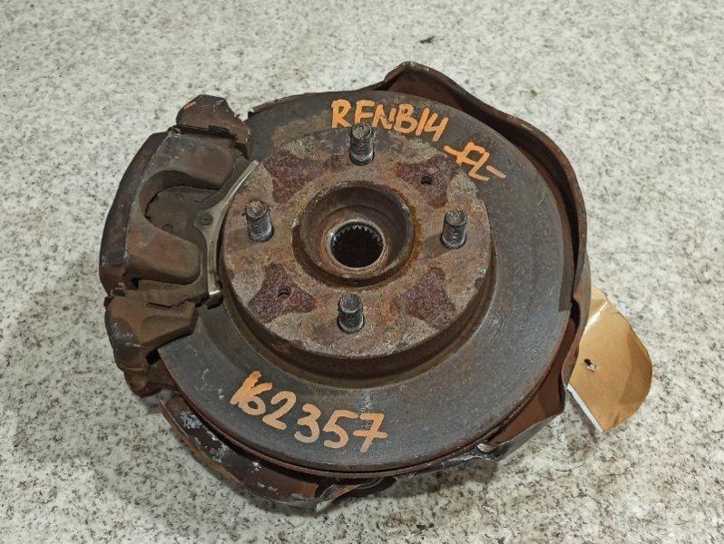 Ступица Nissan Rasheen B14 GA15DE передняя левая