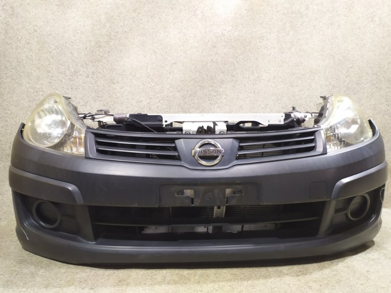 Nose cut Nissan Ad VY12 HR15 2009