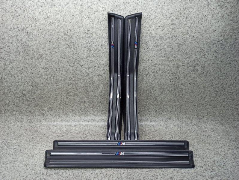Накладка на порог Bmw 3-Series E46