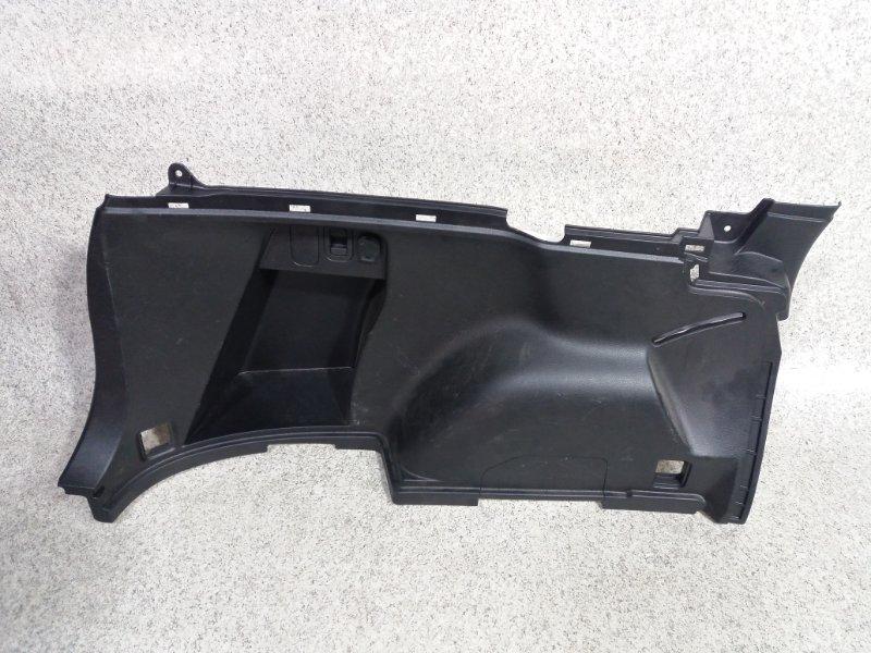 Обшивка багажника Subaru Forester SH5 EJ204 задняя левая нижняя