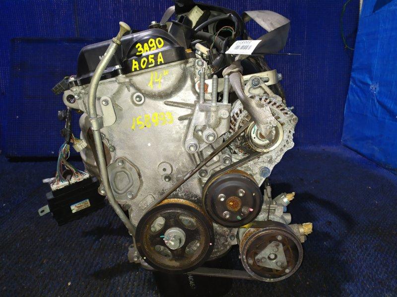 Двигатель Mitsubishi Mirage A05A 3A90 2014