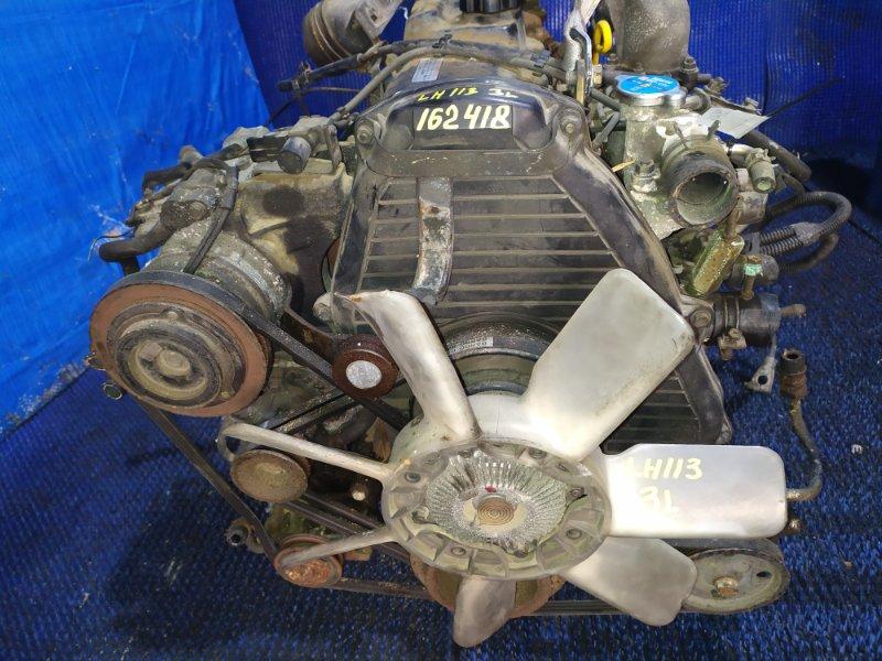 Двигатель Toyota Regius Ace LH113V 3L 1995