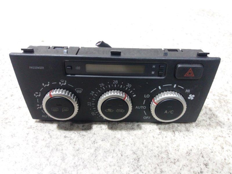 Климат контроль Toyota Altezza GXE10
