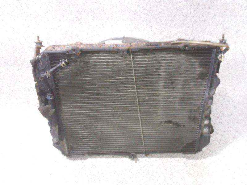 Радиатор основной Toyota Hiace LH113 3L