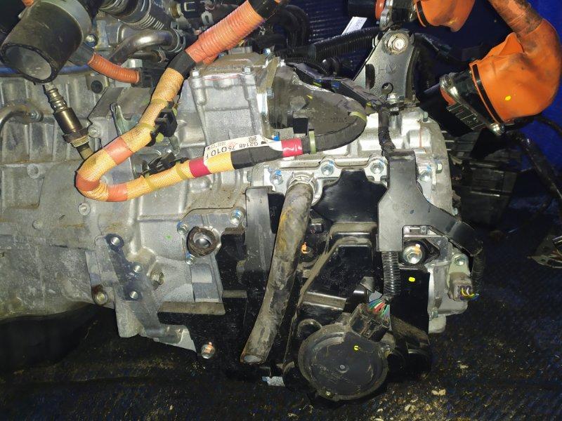 Акпп Toyota Sai AZK10 2AZ-FXE 2010