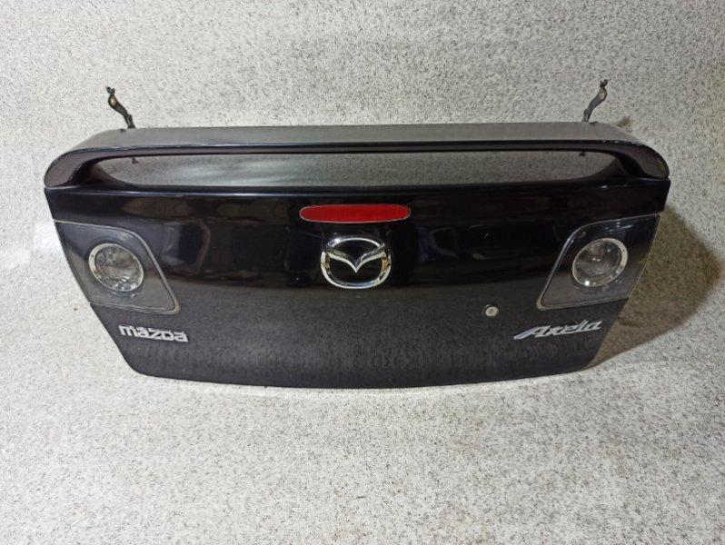 Крышка багажника Mazda Axela BK5P 2005 задняя
