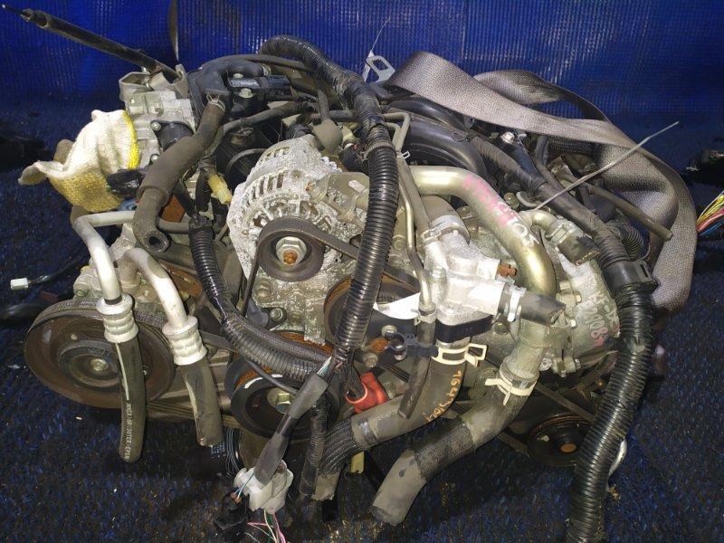 Двигатель Daihatsu Hijet S321V KF-DET 2009