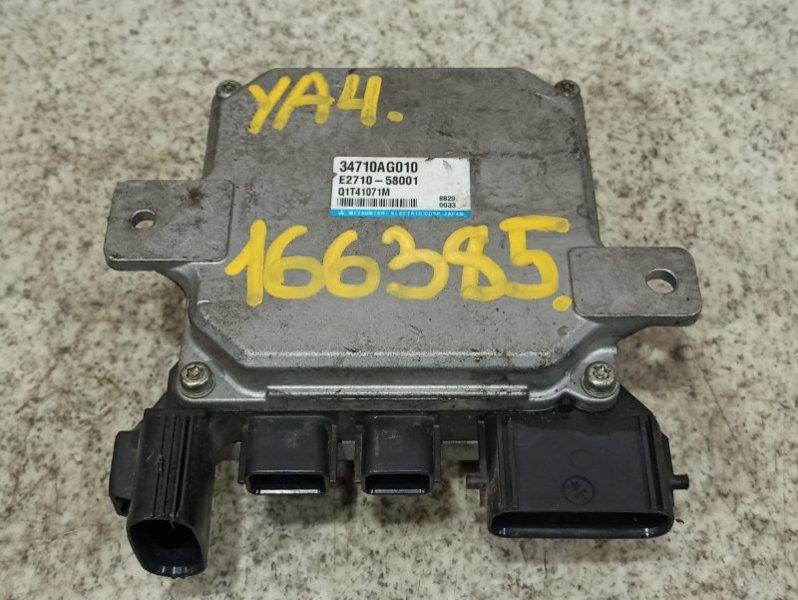 Блок управления рулевой рейкой Subaru Exiga YA4