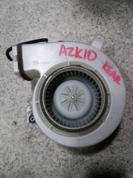 Мотор охлаждения батареи Toyota Sai AZK10 задний