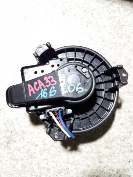 Мотор печки Toyota Vanguard ACA33