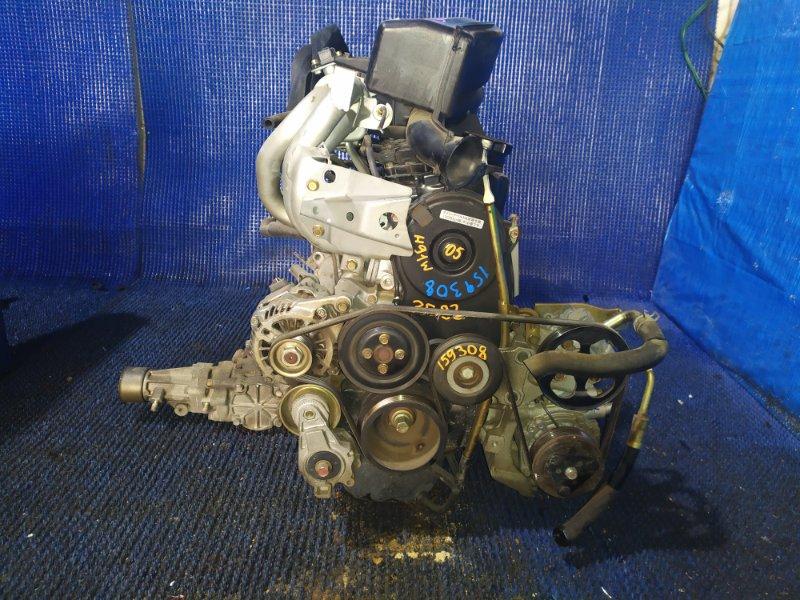 Двигатель Nissan Otti H91W 3G83 2005