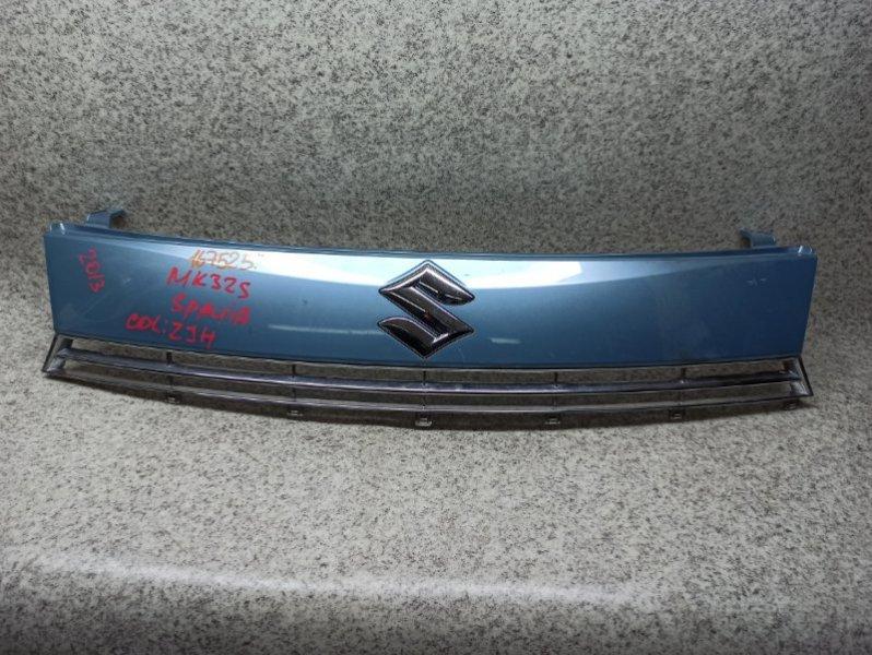 Решетка радиатора Suzuki Spacia MK32S R06A передняя