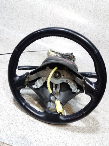 Рулевая колонка Suzuki Jimny JB23W K6A-T 2001 передняя