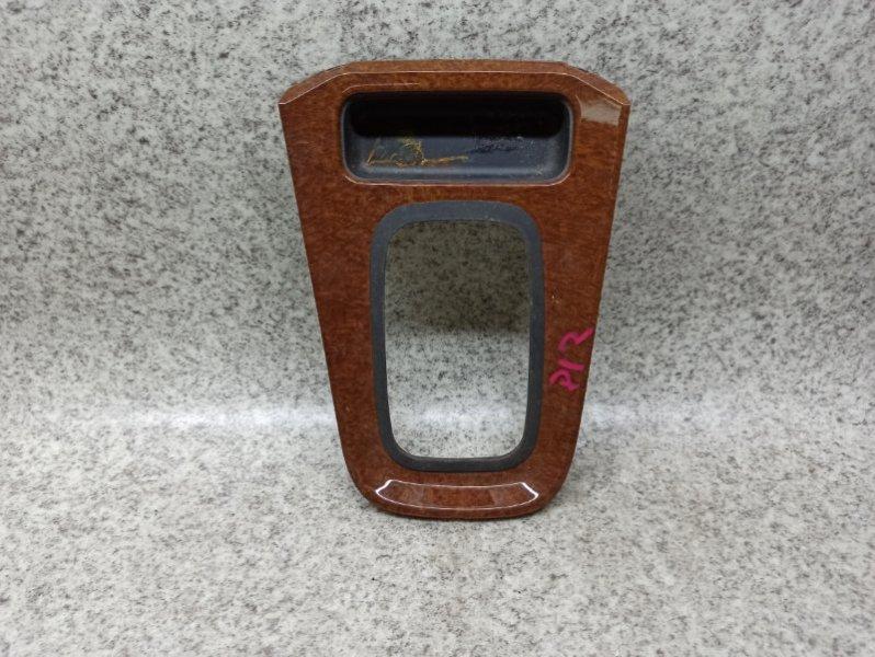 Консоль кпп Nissan Primera TP12