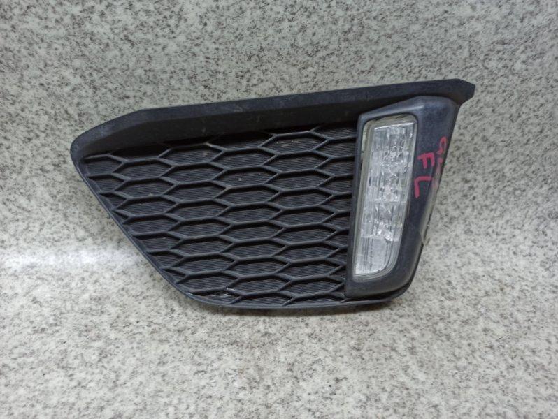 Заглушка бампера Honda Fit GK5 передняя левая