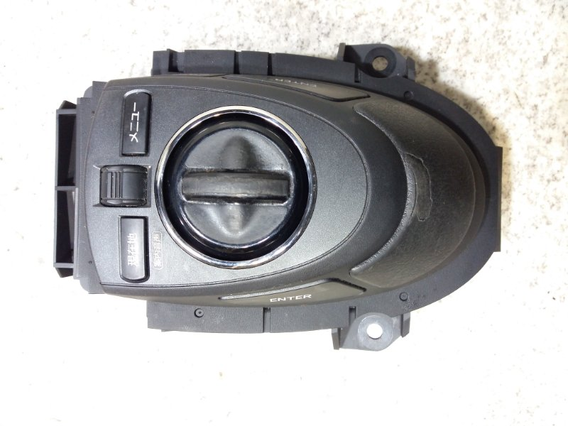 Пульт управления навигацией Toyota Sai AZK10