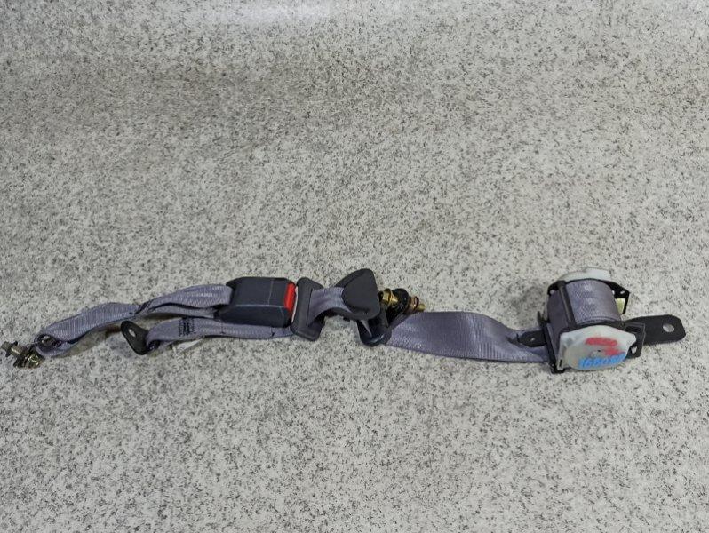 Ремень безопасности Nissan Terrano R50 QD32ETI задний левый