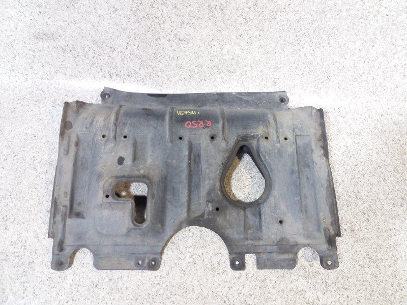 Защита двигателя Nissan Terrano R50 QD32ETI