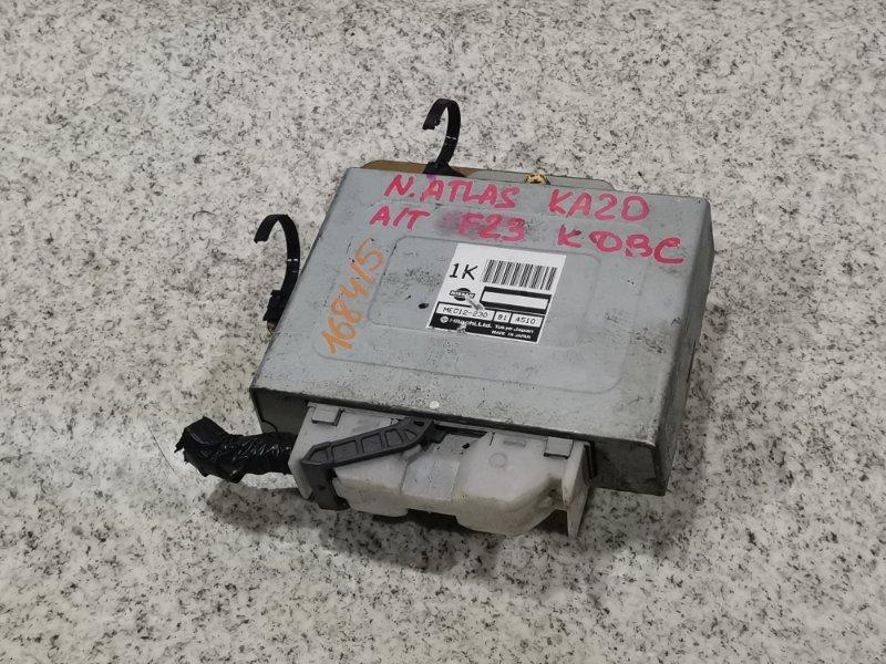 Блок управления efi Nissan Atlas F23 KA20DE