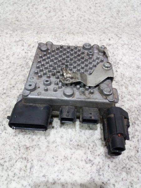 Блок управления рулевой рейкой Subaru Exiga YA5