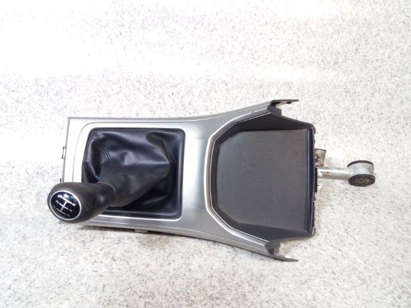 Консоль кпп Subaru Impreza GH2
