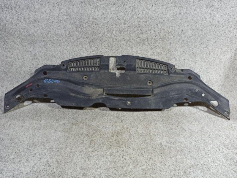 Планка замка капота Toyota Mark X GRX130 передняя