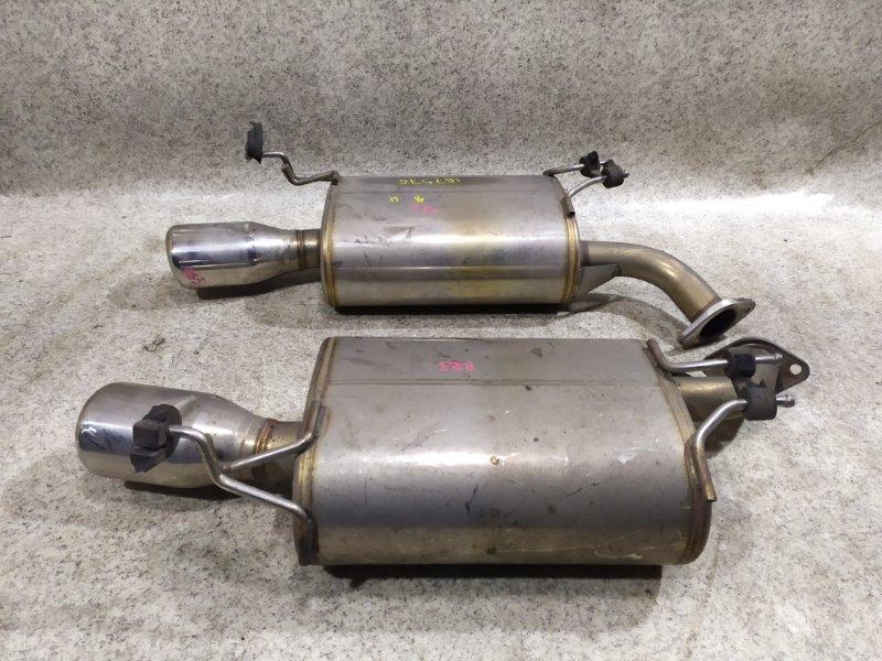 Глушитель Honda Odyssey RB3