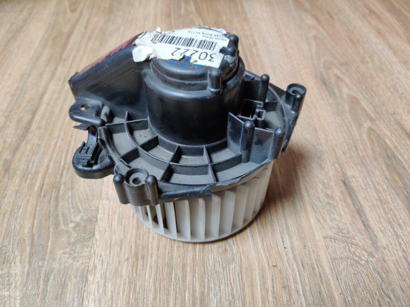 Мотор печки Nissan Roox ML21S K6A