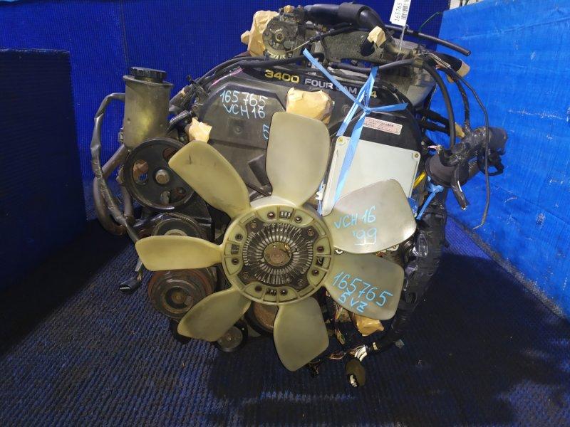 Двигатель Toyota Granvia VCH16 5VZ-FE 1999