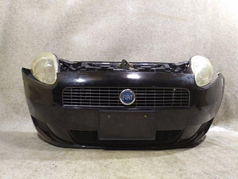 Nose cut Fiat Grande Punto 199 350A1 2007 передний