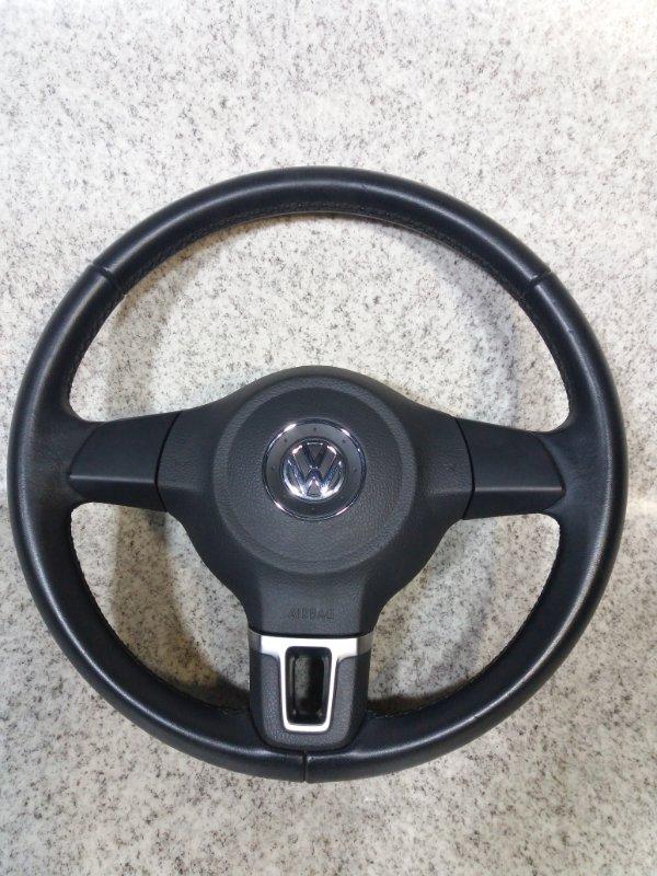 Руль Volkswagen Polo 6R1 CBZ