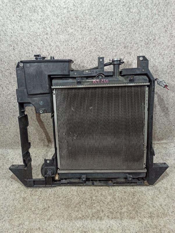 Радиатор основной Daihatsu Hijet S321V KF-DET 2008