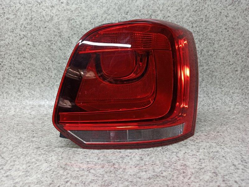 Стоп-сигнал Volkswagen Polo 6R1 CBZ задний правый