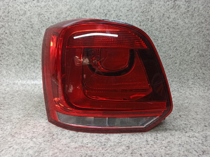 Стоп-сигнал Volkswagen Polo 6R1 CBZ задний левый