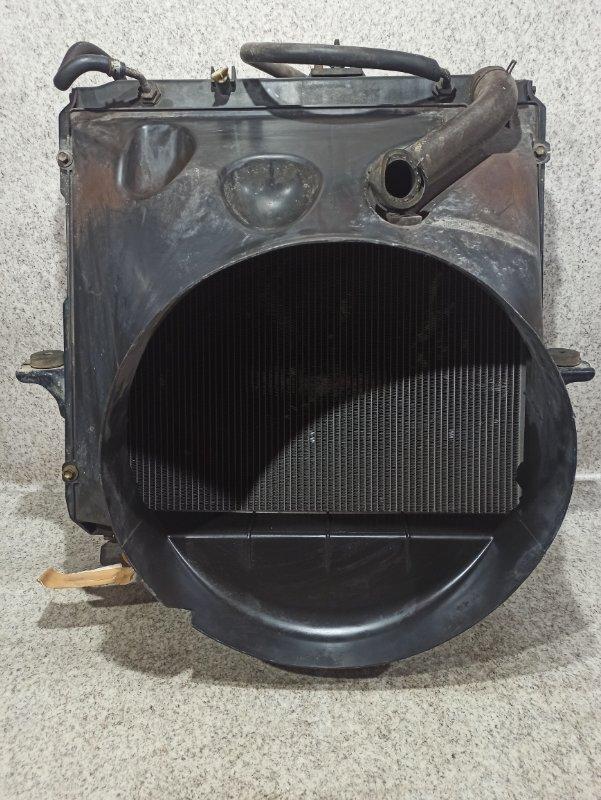 Радиатор основной Toyota Mega Cruiser BXD20V 15B-FT 1999