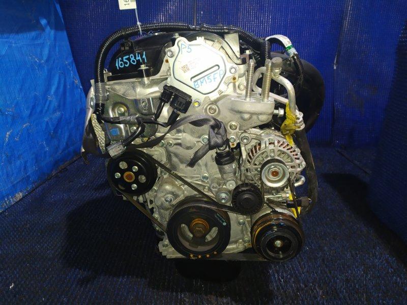 Двигатель Mazda Axela BM5FP P5 2013