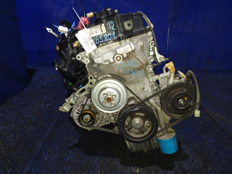 Двигатель Daihatsu Move Conte L575S KF-VE3 2012