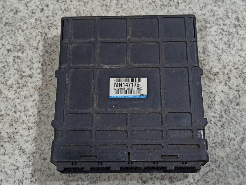 Блок управления efi Mitsubishi Galant EA7A 4G94