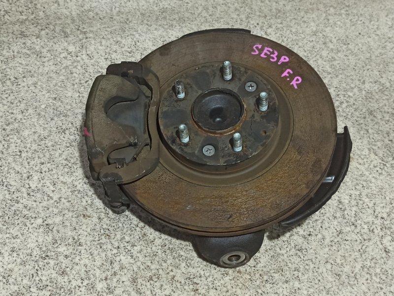 Ступица Mazda Rx-8 SE3P передняя правая