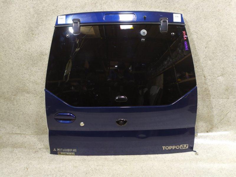 Дверь задняя Mitsubishi Toppo Bj H42A задняя