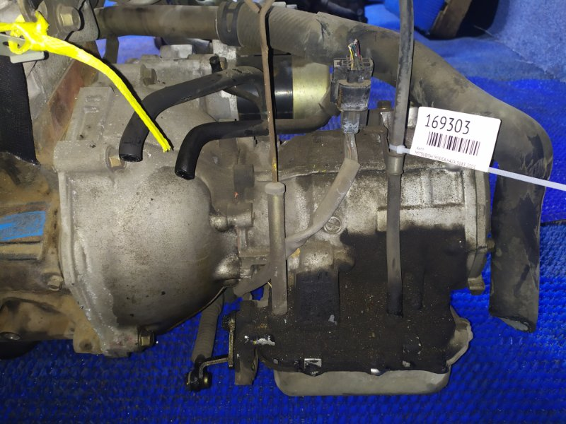 Акпп Mitsubishi Toppo Bj H42A 3G83 2000