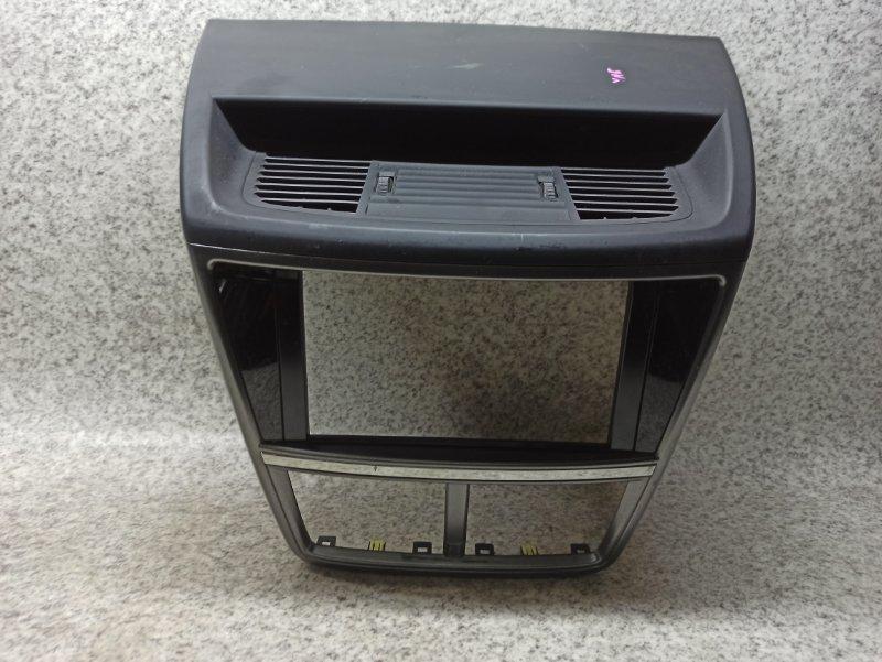 Консоль магнитофона Subaru Exiga YA4