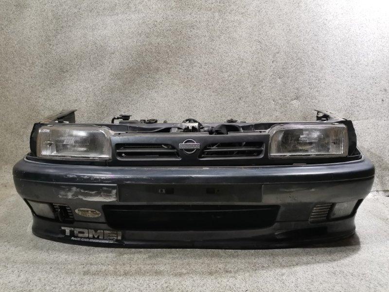 Nose cut Nissan Primera P10 SR20DE 1990 передний