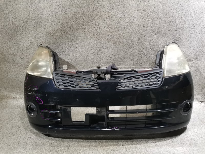 Nose cut Nissan Moco MG21S K6A-T 2004 передний